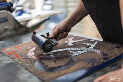 processo litografico