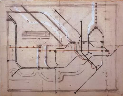 london tube 1933
