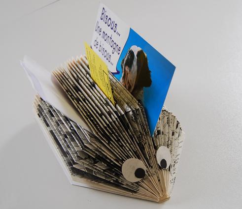 porcospino porta carte