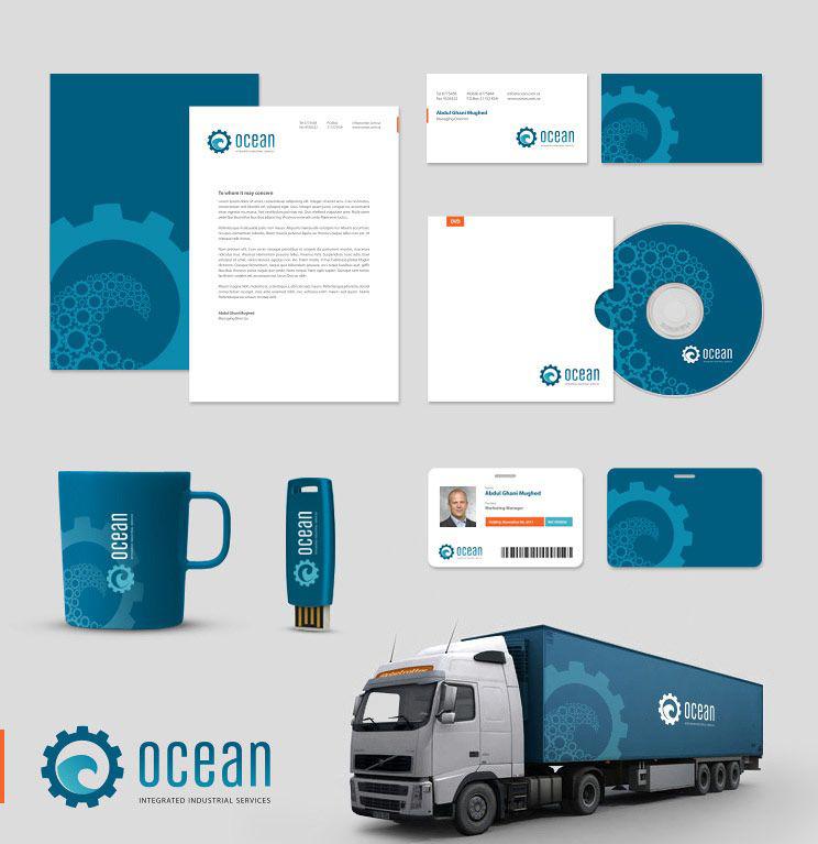 ocean-immagine coordinata