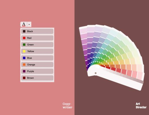 colori VS pantoni